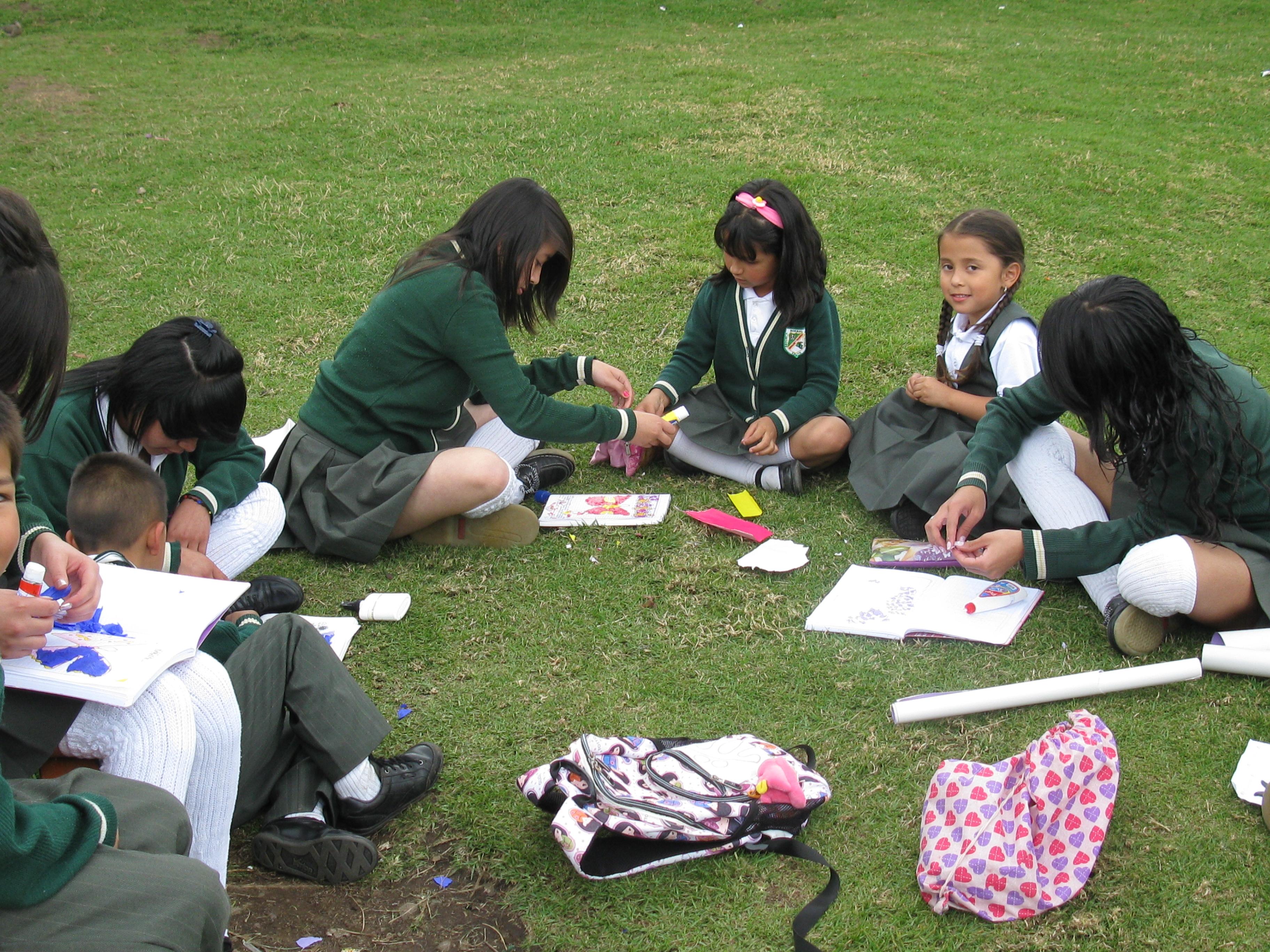 Proyecto de aula escuela normal superior de pasto for Actividades para el salon