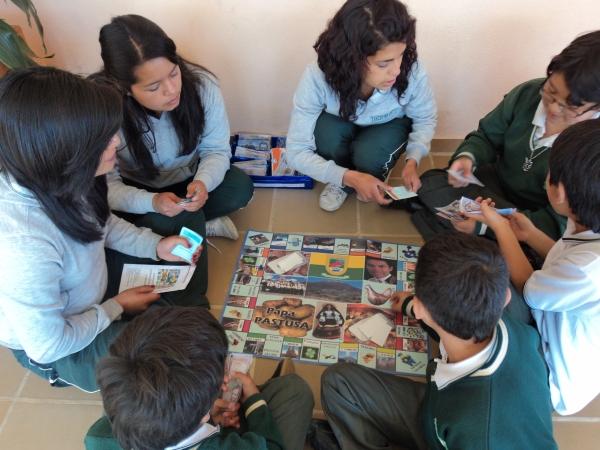 Pilotaje de juego: estudiantes de Programa de Formación Complementaria