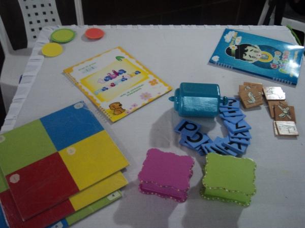 Exposición de Juegos Cognitivos