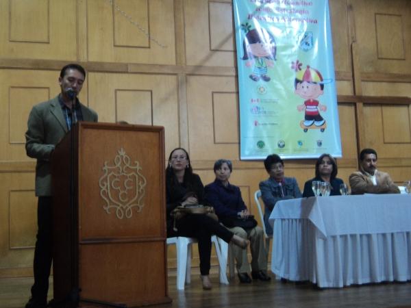 Elisander Castro Pineda, Coordinador Tecnico Regional-Nariño. Save the Children en Colombia